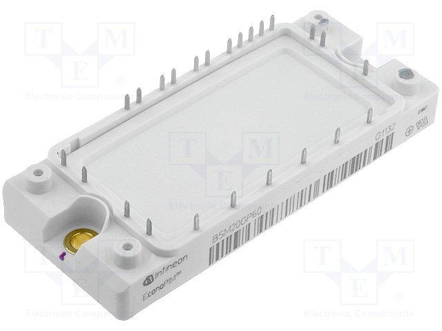 Модули IGBT,INFINEON TECHNOLOGIES,BSM20GP60