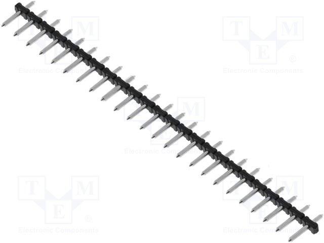 Планки прижимные для печати,DEGSON ELECTRONICS,DG332J-5.0-24P-13-00A(H)