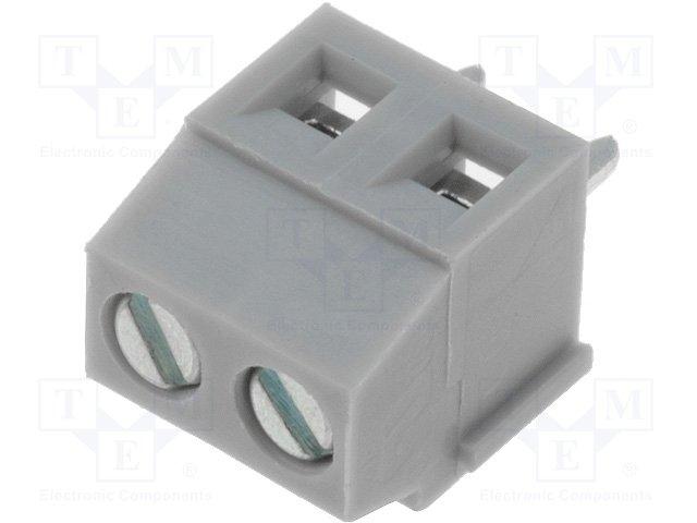 Планки прижимные для печати,DEGSON ELECTRONICS,DG381-3.81-02P-11-00A(H)