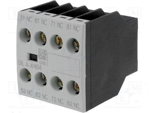 Контакторы - дополнительное оборудование,EATON ELECTRIC,DILA-XHI04