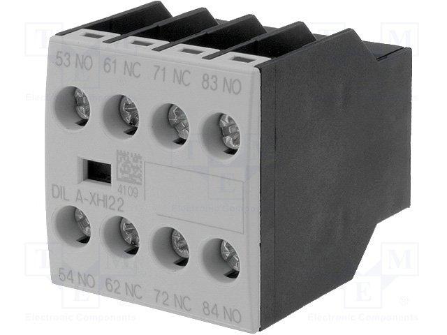 Контакторы - дополнительное оборудование,EATON ELECTRIC,DILA-XHI22