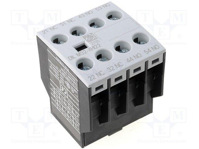 Контакторы - дополнительное оборудование,EATON ELECTRIC,DILM32-XHI22