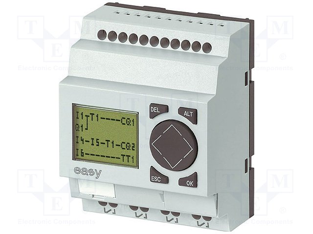 Реле прогр. основные модули,EATON ELECTRIC,EASY512-DC-R