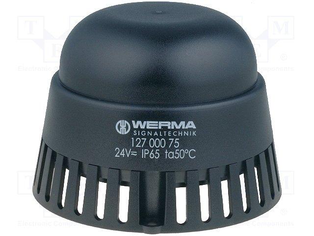 Сигнализаторы звуковые,WERMA,12700075