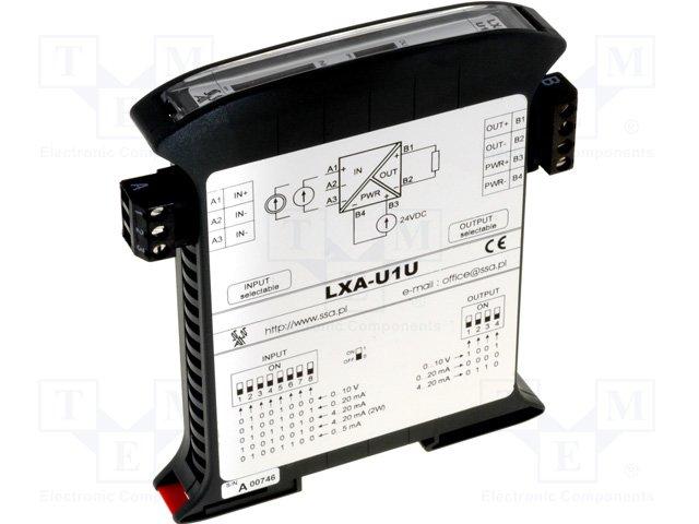 Регуляторы температуры,LXA-U1U