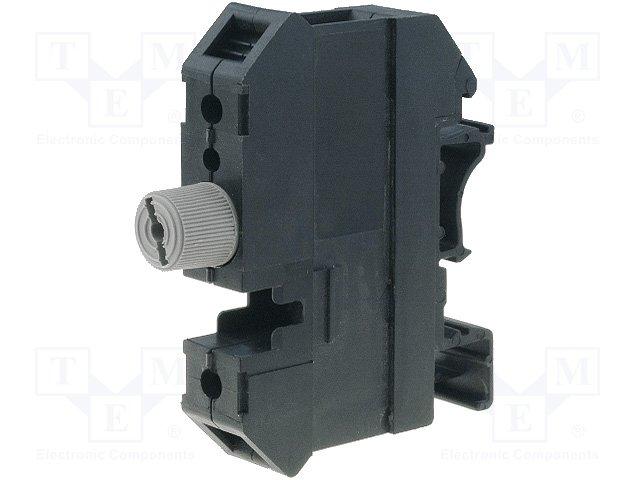 Предохранители - держатель под шину DIN,DEGSON ELECTRONICS,PC10-DR