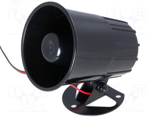 Сигнализаторы электромаг. с генератором,SYR-03X