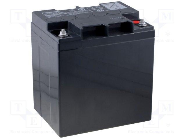 Аккумуляторы кислотные,PANASONIC,LC-P1224