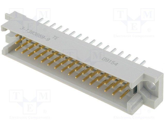 Разъeмы DIN 41.612, DIN 41.617,TE CONNECTIVITY,3-1393659-9