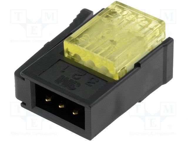 Разъeмы Mini-Clamp растр 2мм,3M,37103-B122-00E-MB