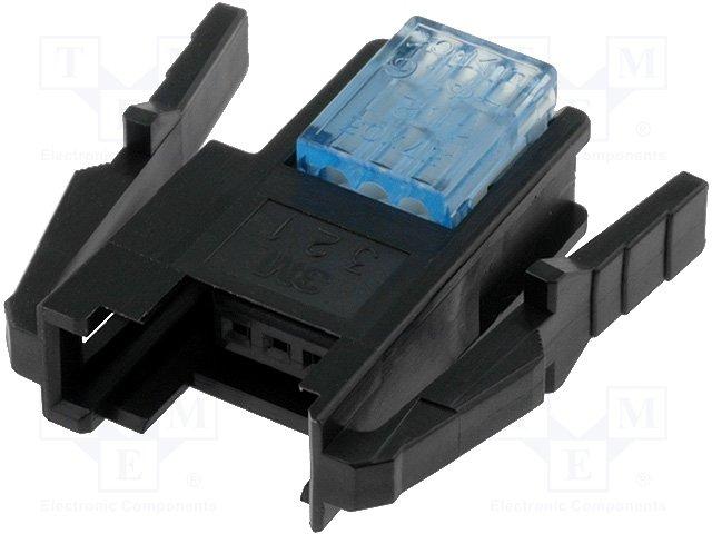 Разъeмы Mini-Clamp растр 2мм,3M,37303-A165-0PE-MB