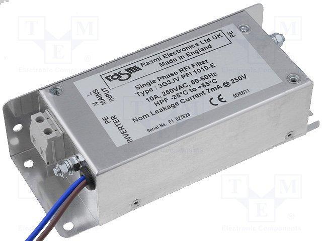 Трехфазные инверторы,OMRON,3G3JV-PFI1010-E