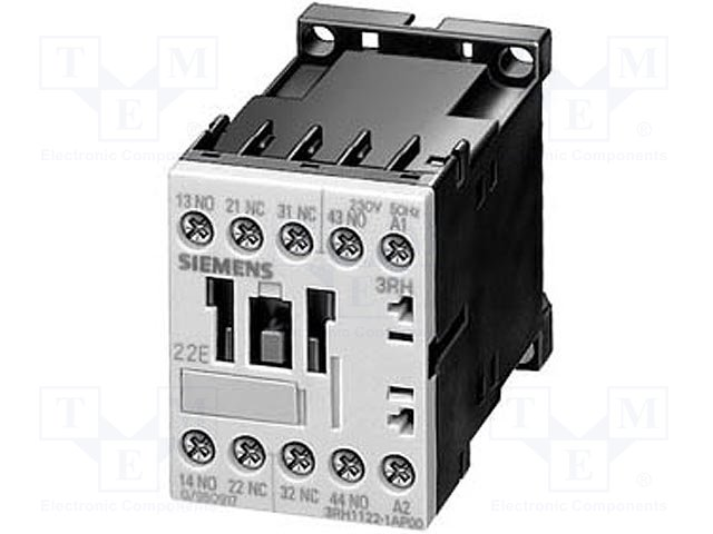 Контакторы - главные модули,SIEMENS,3RH1131-1BB40