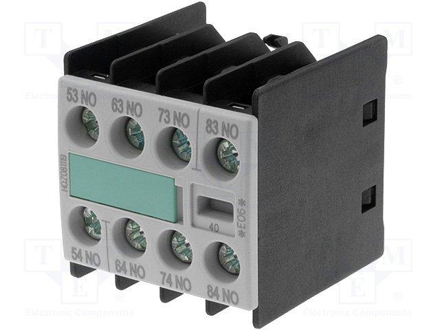 Контакторы - дополнительное оборудование,SIEMENS,3RH1911-1FA40