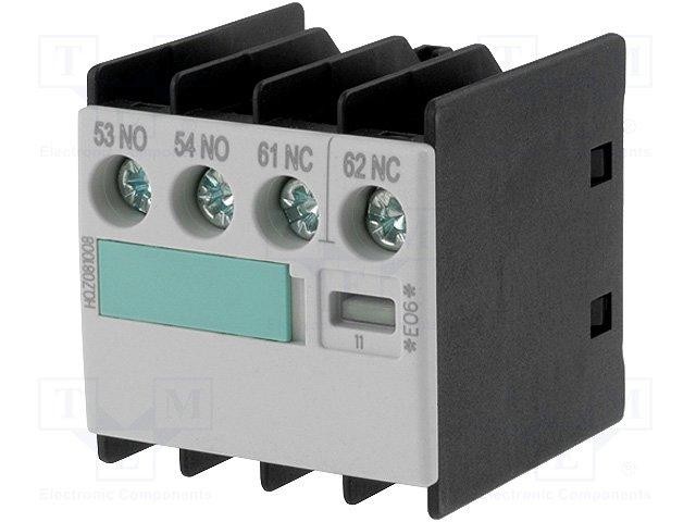 Контакторы - дополнительное оборудование,SIEMENS,3RH1911-1LA11