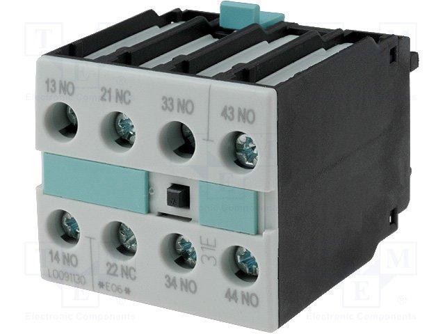 Контакторы - дополнительное оборудование,SIEMENS,3RH1921-1HA31