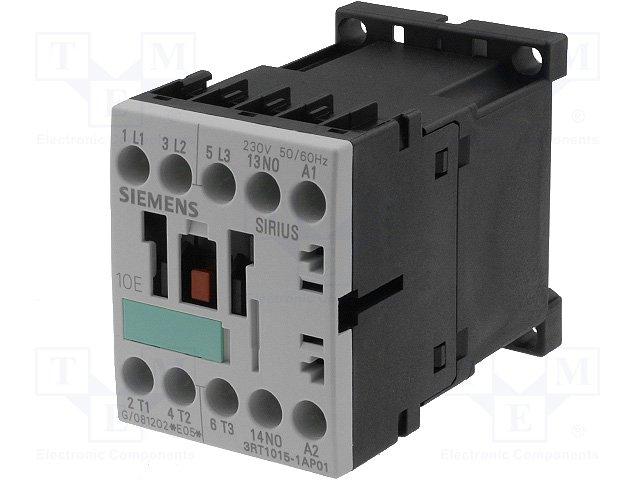 Контакторы - главные модули,SIEMENS,3RT1015-1AP01