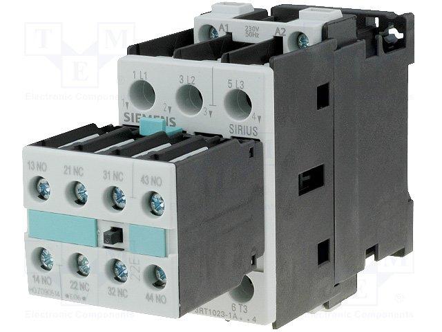 Контакторы - главные модули,SIEMENS,3RT1023-1AP04