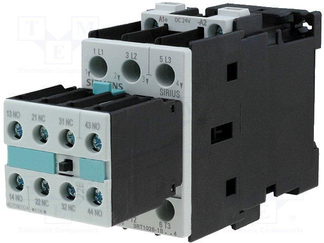 Контакторы - главные модули,SIEMENS,3RT1026-1BB44