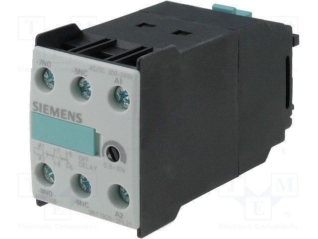 Контакторы - дополнительное оборудование,SIEMENS,3RT1926-2FL21