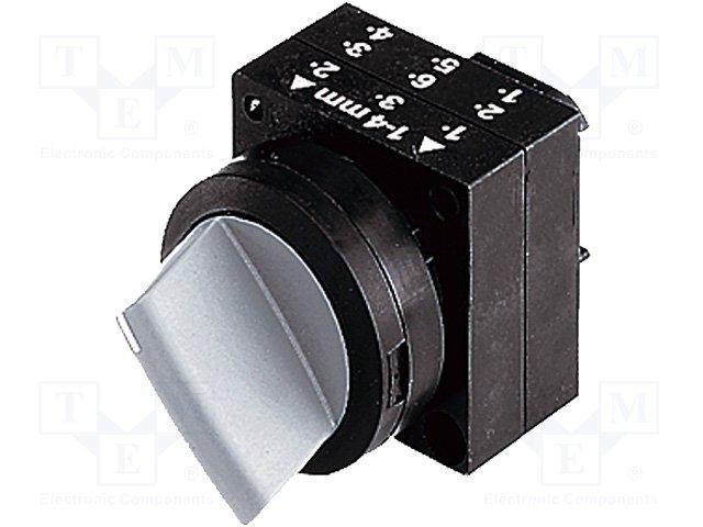 Переключатели панельные стандартные 22мм,SIEMENS,3SB3000-2KA11
