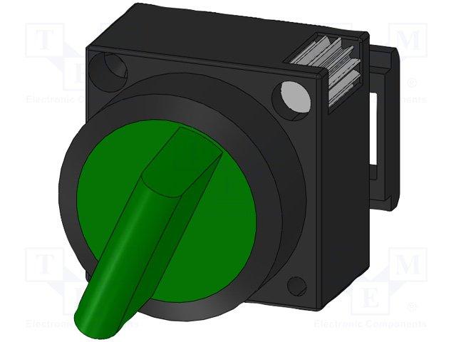 Переключатели панельные стандартные 22мм,SIEMENS,3SB3001-2KA41