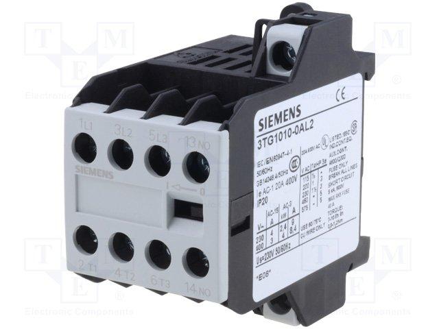 Контакторы - дополнительное оборудование,SIEMENS,3TG1010-0AL2
