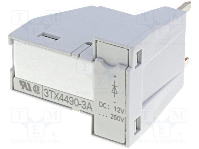 Контакторы - дополнительное оборудование,SIEMENS,3TX4490-3A