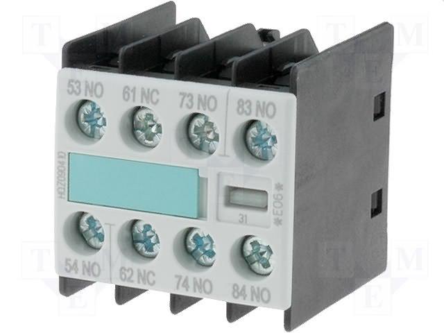 Контакторы - дополнительное оборудование,SIEMENS,3RH1911-1GA31