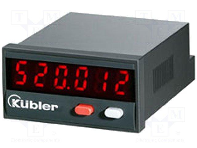 Счетчики импульсов,KUBLER,6.520.012.300