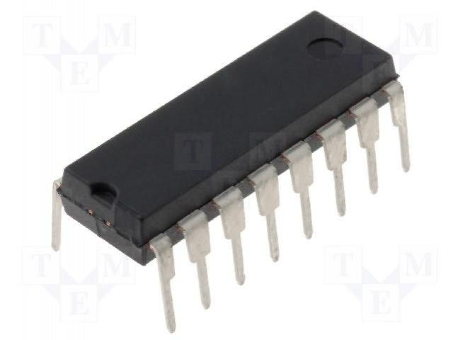 Логические цепи семейства TTL,74HCT4520