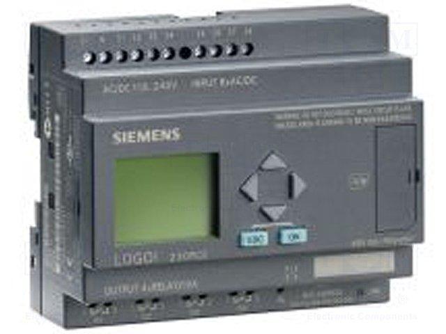 Реле прогр. основные модули,SIEMENS,6ED1052-1MD00-0BA7