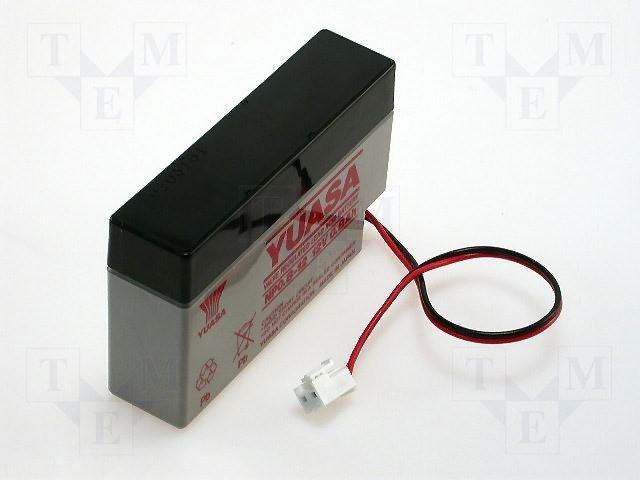 Аккумуляторы кислотные,YUASA,NP0.8-12