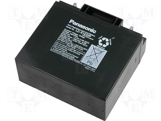 Аккумуляторы кислотные,PANASONIC,LC-P1220P