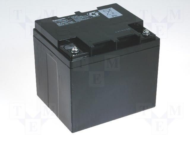 Аккумуляторы кислотные,PANASONIC,LC-P1242AP
