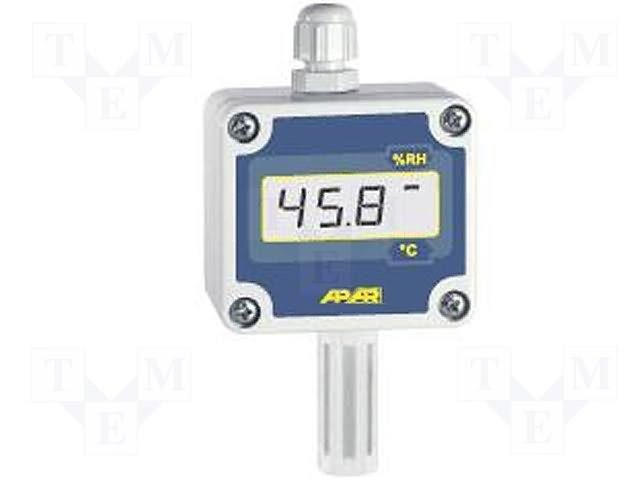 Регуляторы температуры,APAR,AR252/R4/LCD