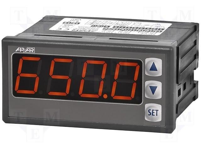 Регуляторы температуры,APAR,AR517/S2/WU/RS485