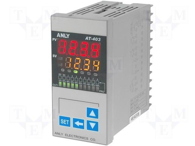 Регуляторы температуры,ANLY ELECTRONICS,AT403-614-1000