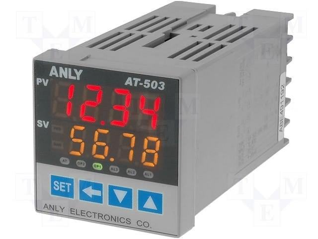 Регуляторы температуры,ANLY ELECTRONICS,AT-503-1161-000