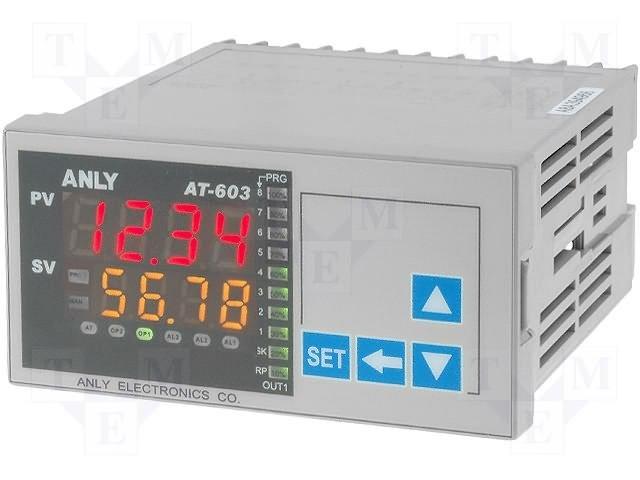 Регуляторы температуры,ANLY ELECTRONICS,AT603-614-1000