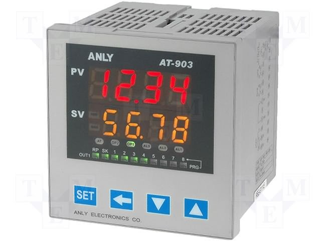 Регуляторы температуры,ANLY ELECTRONICS,AT903-414-1000